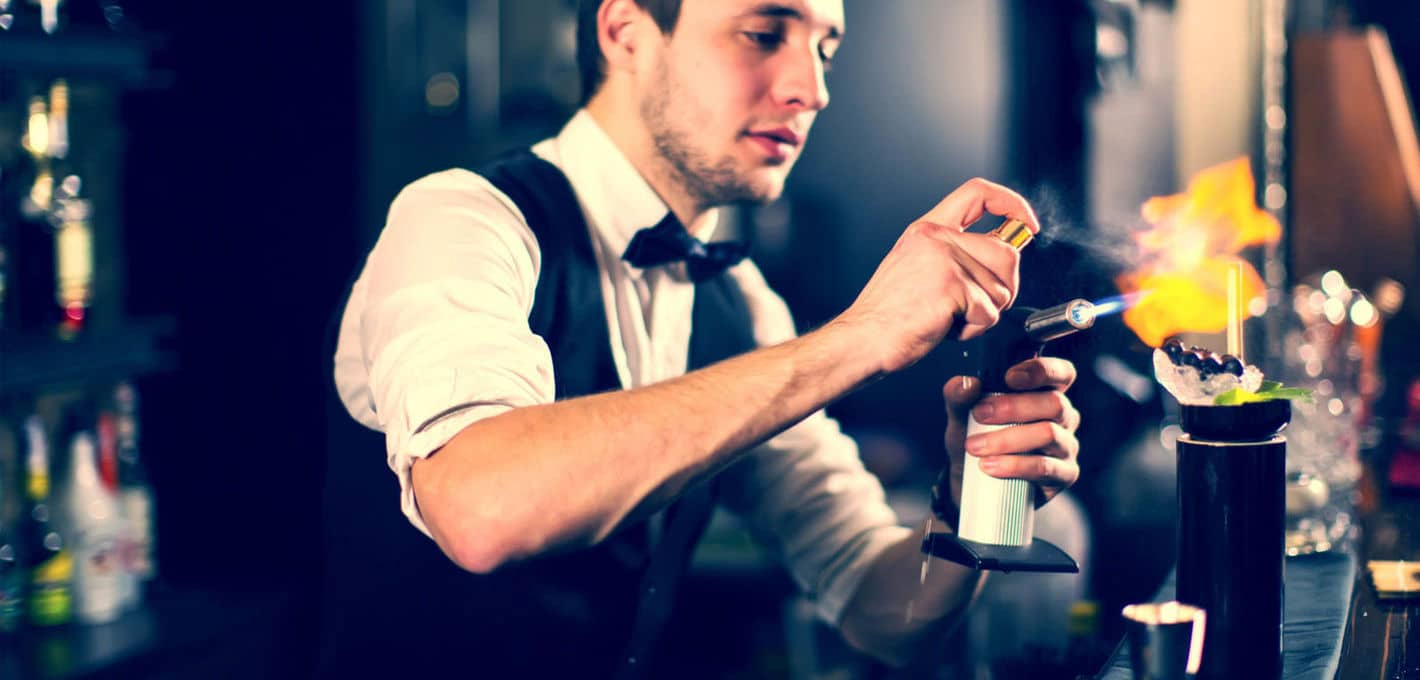 hire a bartender Newcastle