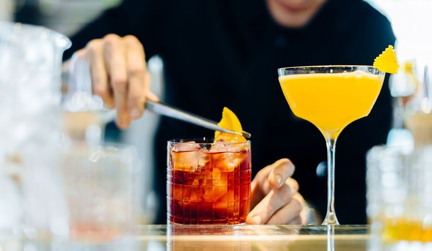 hire a bartender Central Coast